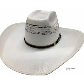 ab6a5eb07ef5c Chapéu Mexicano Branco Aba 12 Unissex - Eldorado - R 251