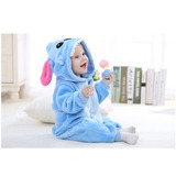 Pijama Kigurumi Stich Bebé Envio Gratis
