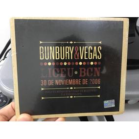 bunbury vegas liceu dvd