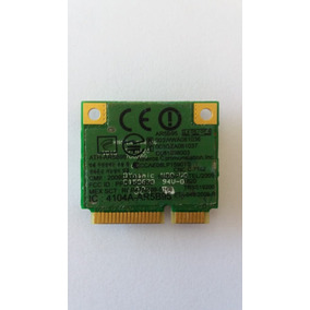 Placa Wireless Notebook Atheros Ath-ar5b95