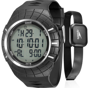 Relógio Speedo Masculino Monitor Cardíaco 66002g0emnp1
