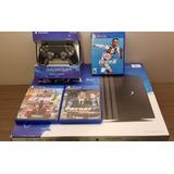 Playstatiok 4 Pro 1tb Sellado +2 Juegos + Mandos +tienda