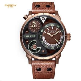 Relógio Overfly Eyki Original Em Promoção, Super Barato, Top