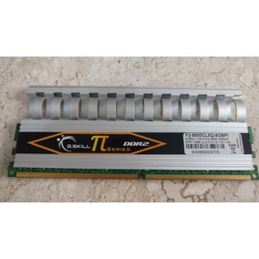 Memoria Ddr2 ( Kit 4 Pecas ) Totalizando 8 Gb G.skill