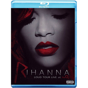 Blu-ray Rihanna Loud Tour Live At The 02 [import] Lacrado