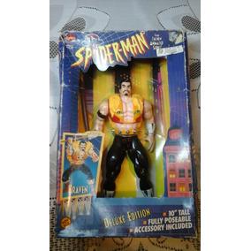 Kraven Caçador Série Homem Aranha Pré Legends - Toy Biz 1994