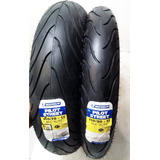 Llantas Michelin 140/70-17 66s + 110/80-17 57s Pilot Street