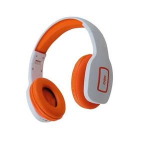 Headset Oex Vibe Laranja Hs-305