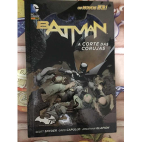 Batman - A Corte Das Corujas (frete R$10)