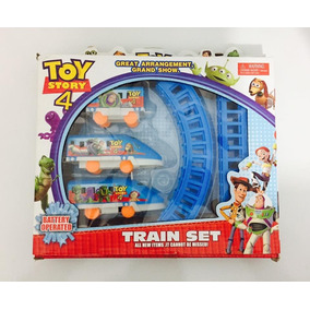 Trenzinho Elétrico Toy Story 4