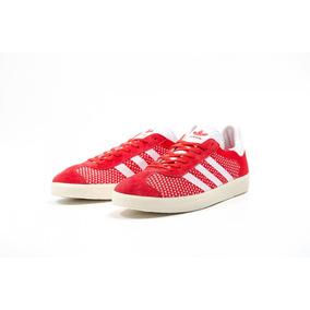Tenis adidas Originals Gazelle Pk Scarlet Hombre No. Bb5247