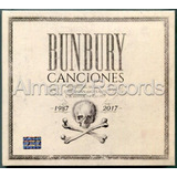 Enrique Bunbury Canciones 1987-2017 3cd