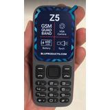 Telefono Blu Z5 Dual Sim. Barato.economico. Fotos Reales