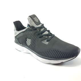 Tenis K-swiss Of164013 Correr Negro 164013