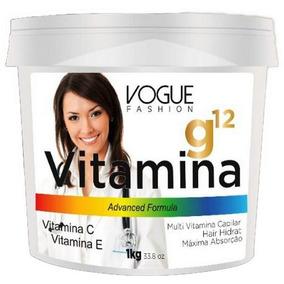 Mascara Hidratação G12 Vogue (vendo Barato)