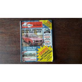 4 Rodas - Coleção Com 55 Revistas Da Década De 80