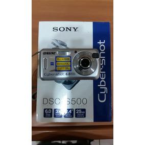 Camera Digital Sony Cyber-short Dsc-s500