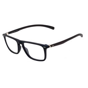 1dd3e29072eb7 Armação Para Óculos Police V8726 Grafite Fosco - Óculos no Mercado ...