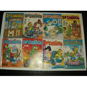 Kit Com 8 Gibis Disney-zé Carioca-kit Nº 2