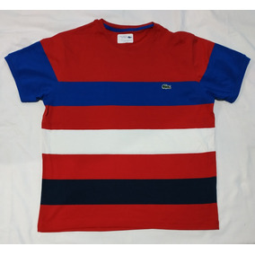 Camisa Polo Lacoste Listrada Tamanho G - Pólos Manga Curta ... 64311cf288