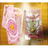 Sakura Card Captor Cartas 54 Caja Libro Clow Gastovic Anime