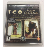 Ico & Shadow Of The Colossus Ps3 Play Magic