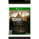 Xbox One Juego Resident Evil 7