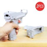 Wii Motion Plus Gun Para Nintendo Wii Controller Wii Jueg...
