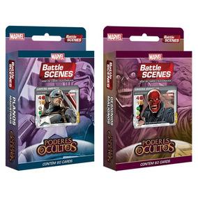 Battle Scenes Poderes Ocultos Malignos E Magistrais