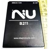 Bateria Niu Niutek 5d B211 ¡¡ Envió Gratis!!