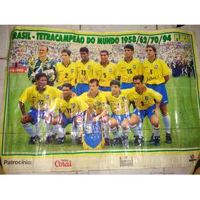 Poster Copa 94 Panini - Coleções e Comics no Mercado Livre Brasil e8d1c2b52a1dd