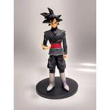 Dragon Ball Super Black Goku Figura 22cm