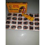 Caja De 48 Parches Parchos Con Pega Original Nuevo (-)