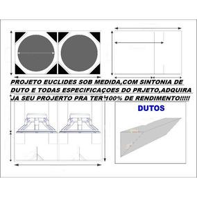 Projeto Caixa Euclides Sob Medida,grave,medio Grave Gratis