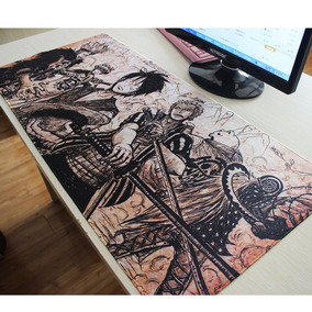Mouse Pad Extra Grande One Piece 90x40cm