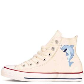 Zapatos Delfin Bonitos Decorados Hermosos Envio Gratis 008