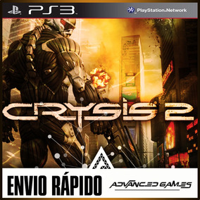 Crysis 2 - Jogos Ps3 Midia Digital