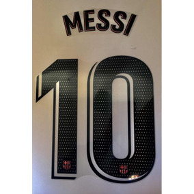 56e0bb65030ed Messi Número Perforado Barcelona 2018 2019 Avery Jugador