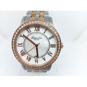 9549eeab9e1d Reloj Kenneth Cole Dorado en Mercado Libre México