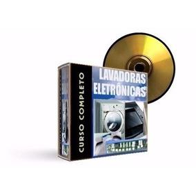 Curso 3 Dvds Conserto De Máquina Lava Roupas