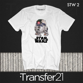 Playeras Star Wars Darth Vader, Yoda, Princesa Leia