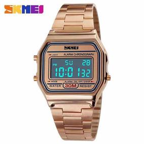 afdd1d0715f Relogio Feminino Casio Inox - Relógios De Pulso no Mercado Livre Brasil
