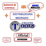 Kit Chaves Virgem 150 Unid/ Chaves Tools