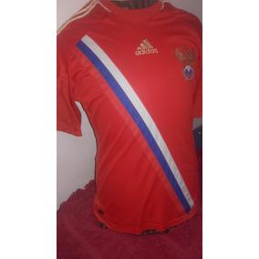 2c56293cc1b82 Camisetas de Selecciones Adultos Rusia en Mercado Libre Argentina