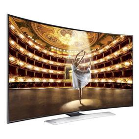 Televisor Samsung Un55hu9000 55 Curvo 4k Ultra Hd Led Smart