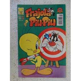 Frajola E Piupiu Nº 1! Editora Abril Set 1997!