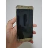 Samsung S6 Edge Plus 4gb Ram / 32gb Hd Tela 5.5 Perfeito