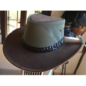 Sombrero Australiano Akubra Cattleman Original en Mercado Libre México a3a0f579712