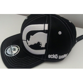 Boné Aba Reta Ecko Unltd Orig. Importado Eua One Size Black bfbe7c9293f