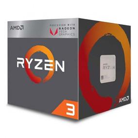 Amd Ryzen 3 2200g Vega 4-core Am4 + Cooler Wraith Stealth